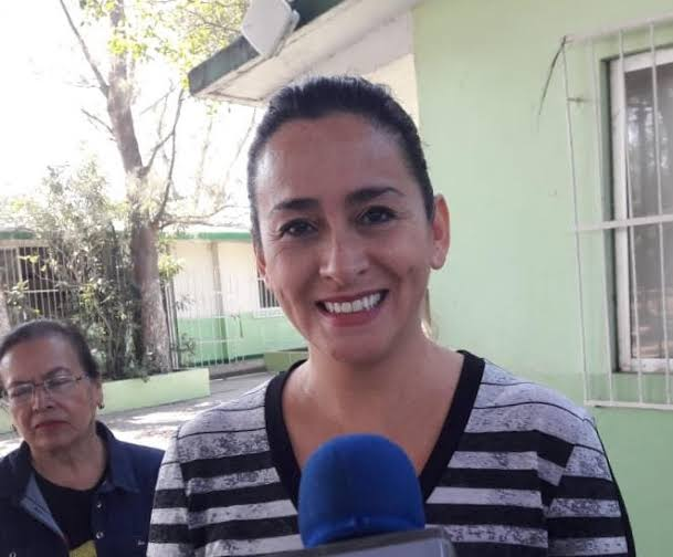 Delegada Diana Santiago deja la SEV en Veracruz-Boca del Río.