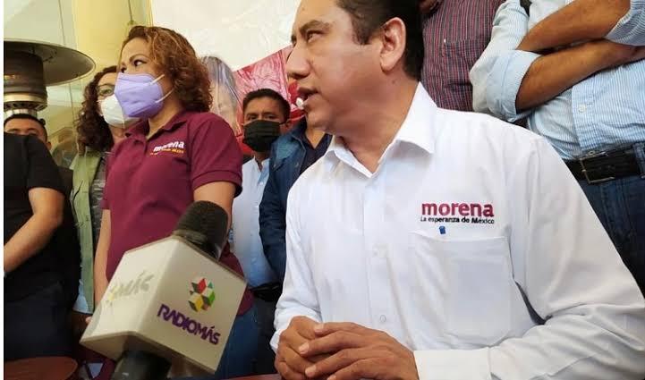 Comienzan roces de Gonzalo Vicencio con militantes de Fuerza por México