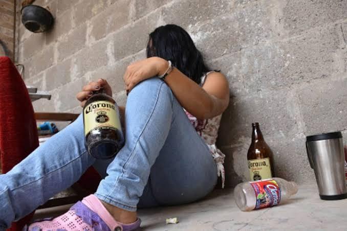 Aumenta consumo de alcohol en niños de 12 años.