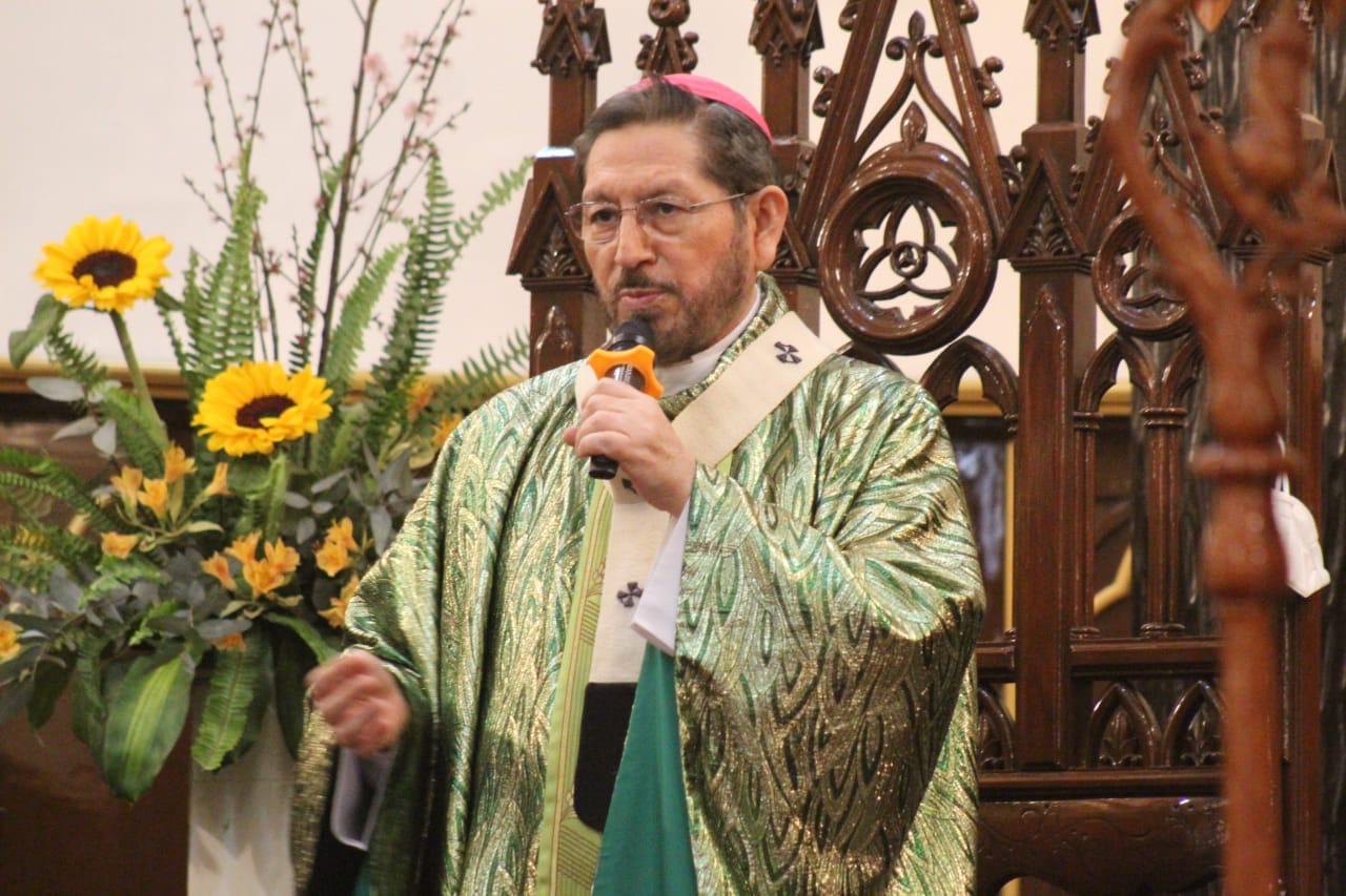 A un año de la pandemia, la gente está sensible a entender las enfermedades: Arzobispo