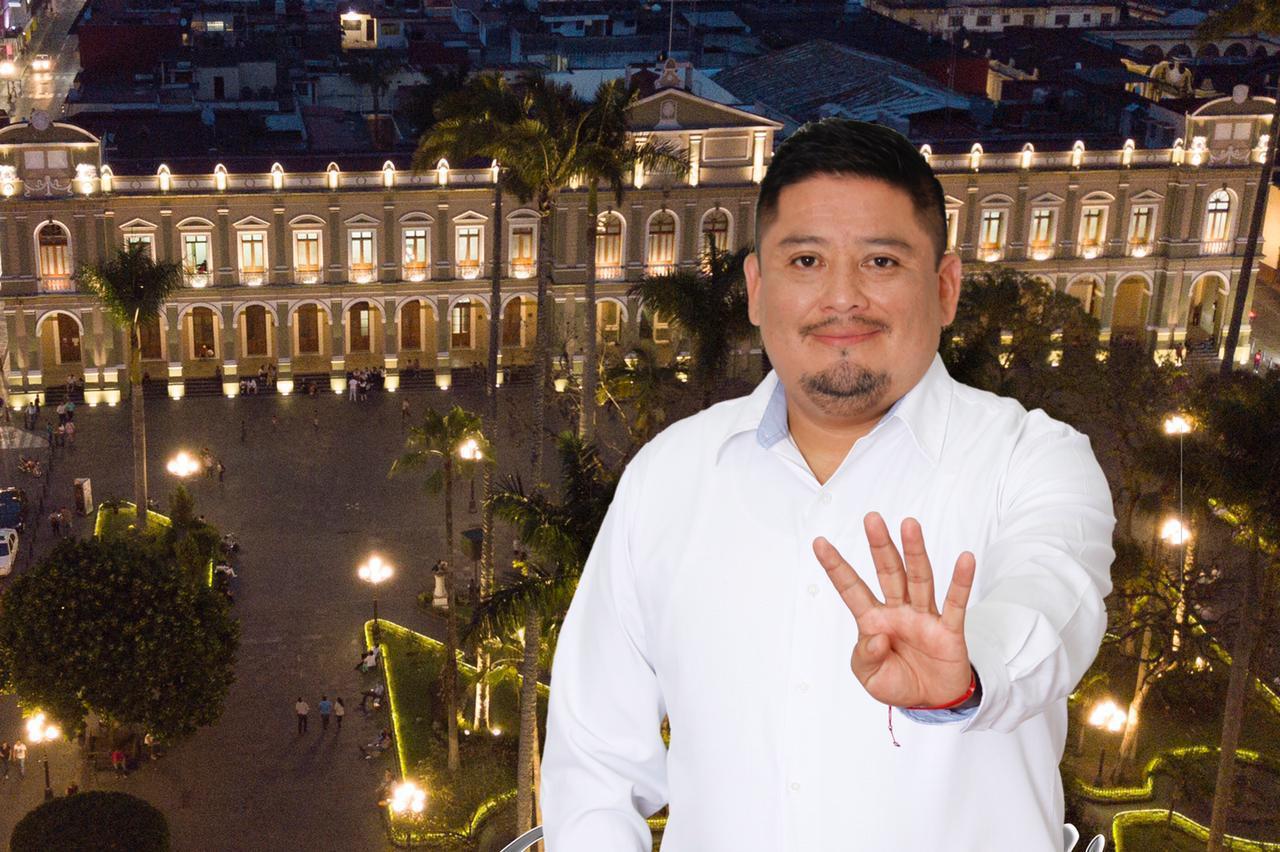 ¡Oficial!, Se registra Ríos Uribe como aspirante a la alcaldía de Córdoba