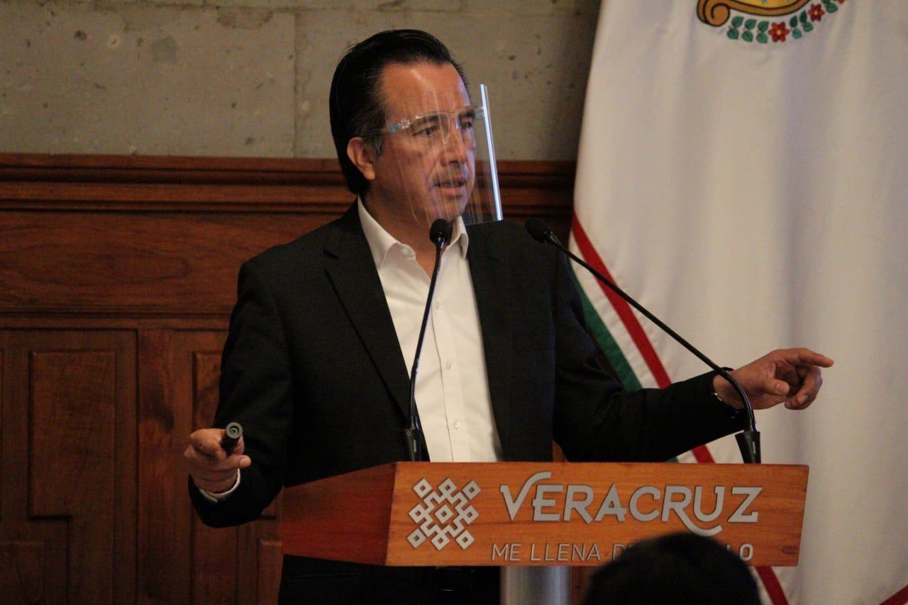 Viene una cuarta Alerta Preventiva, Veracruz en riesgo de retroceder a rojo