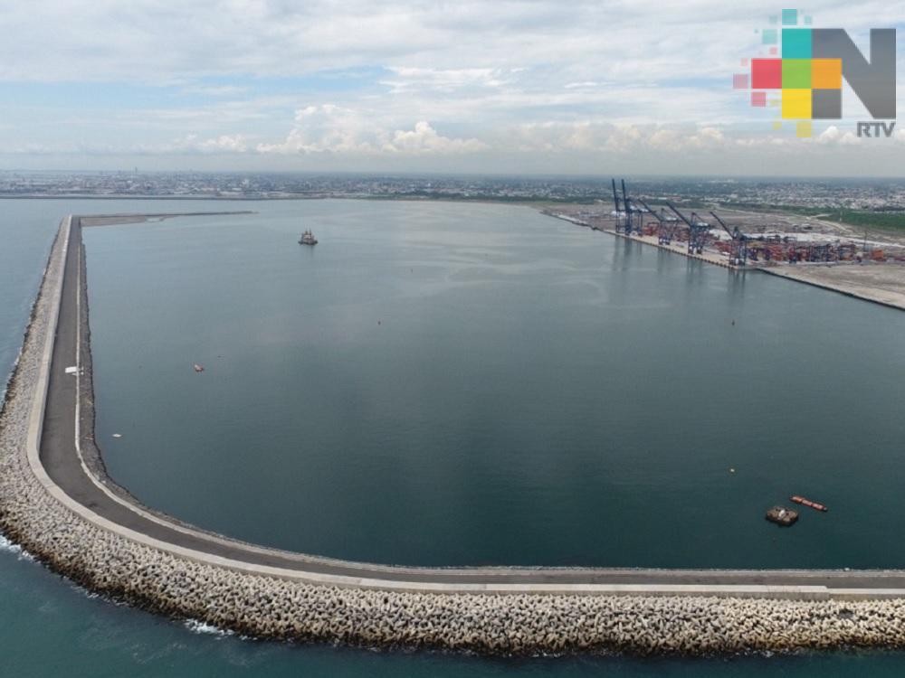 Rocío Nahle y Cuitláhuac García, inaugurarán la Terminal de Refinados en el nuevo puerto de Veracruz