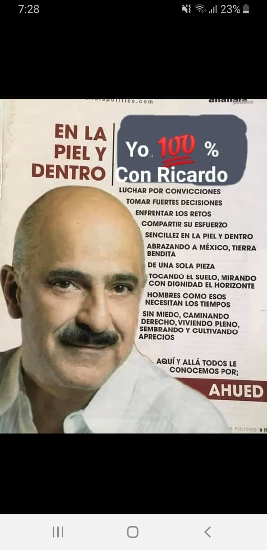 Se registra Ricardo Ahued para contender por la alcaldía de Xalapa por MORENA