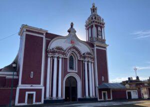 Parroquia de Atzalán /Foto TVMAS