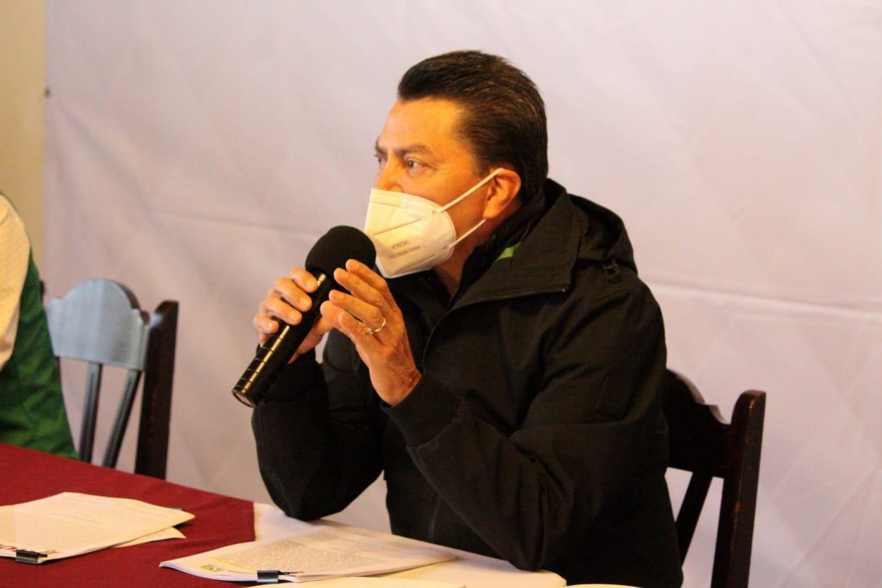 Propondrán que haya delegado estatal de Morena que asuma la presidencia