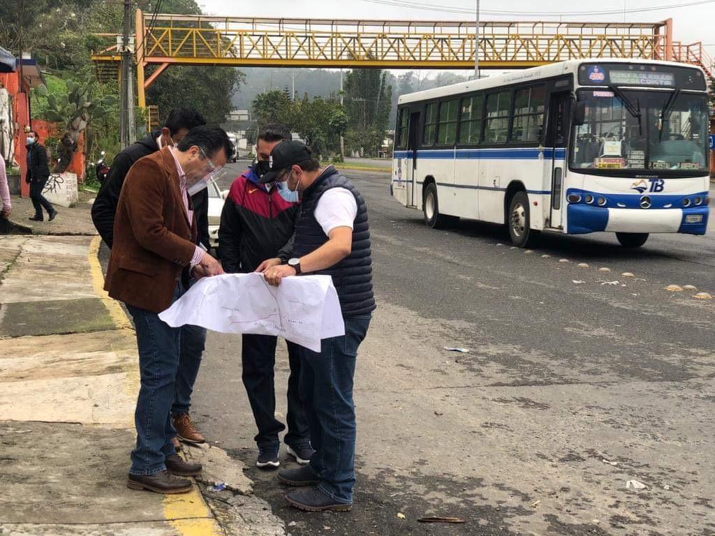 Anuncia Gobernador reencarpetado con concreto hidráulico del bulevard Xalapa-Banderilla