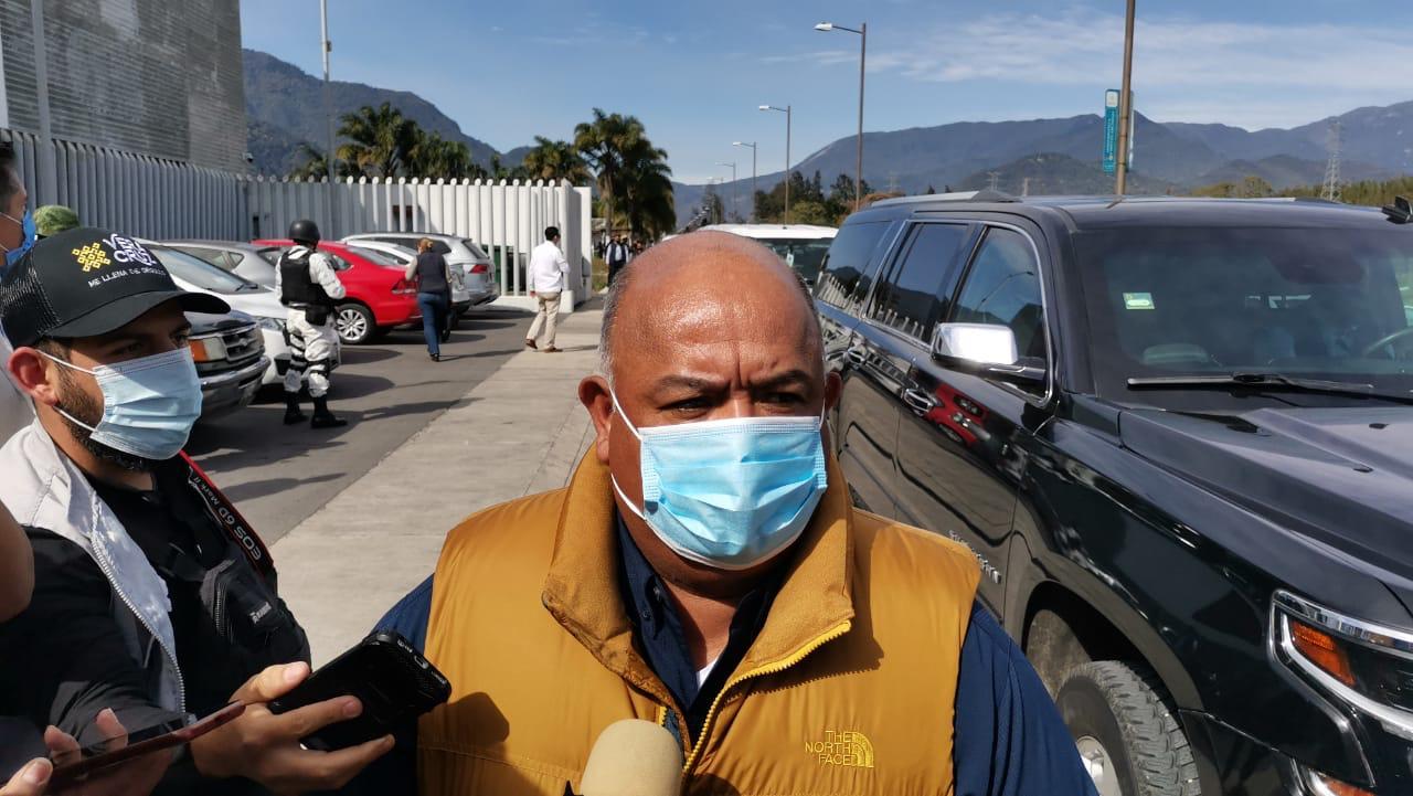 Estrechez de Igor Rojí no le permite entender acciones de seguridad en Orizaba: Eric Cisneros