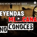 SIETE LEYENDAS MEXICANAS