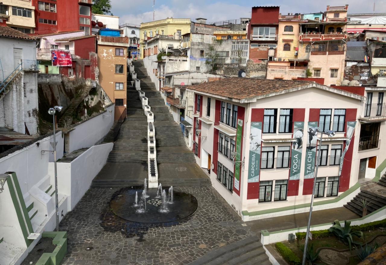 Xalapa, barrio de Xallitic