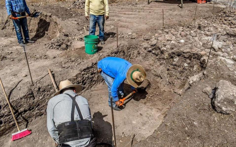 Hallan vestigios arqueológicos en Villa del Carbón
