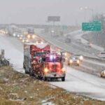 Texas, congelado registra la mayor nevada de su historia así se ve desde el espacio