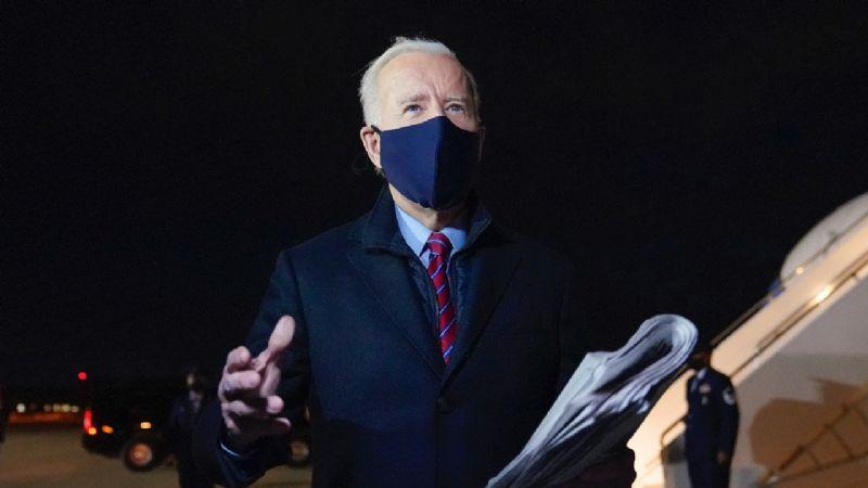 El giro de Biden en la lucha antidrogas