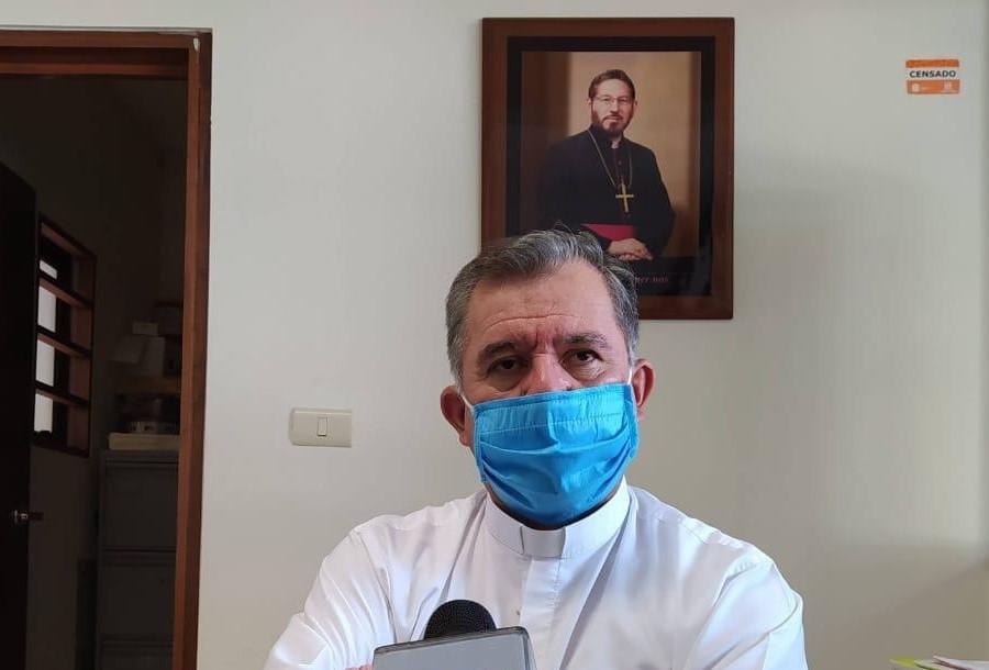 Iglesia católica llama a población mantenerse en casa y evitar contagios