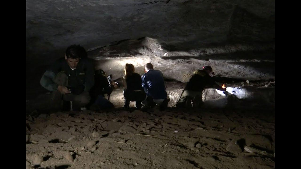 Mensajes extraterrestres en cueva mexicana (PARTE 1)
