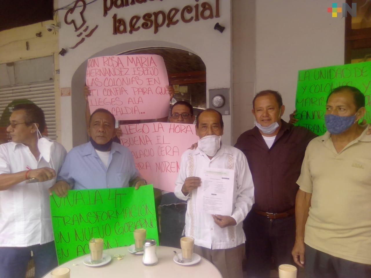 Denuncian abusos en las colonias por parte de autoridades municipales de Veracruz