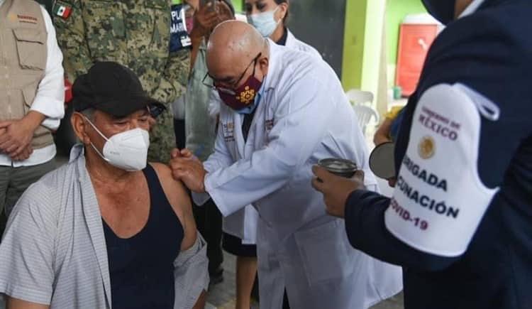Este miércoles llega a Veracruz tercer lote de vacunas Pfizer