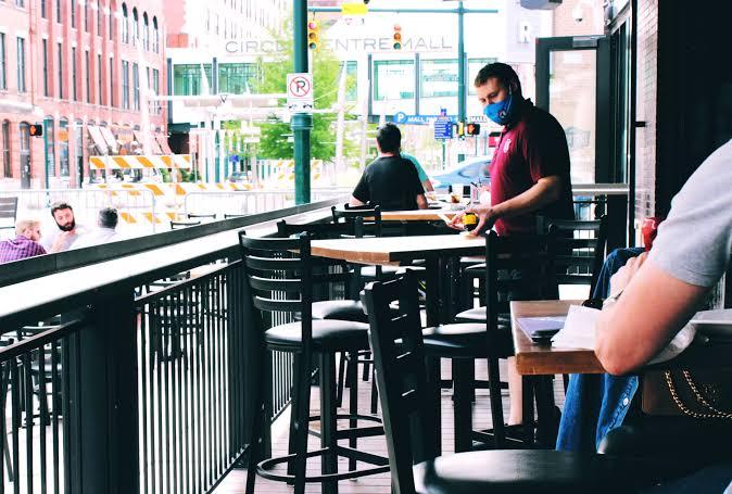 Restaurantes esperan ocupación de  60% en Semana Santa.