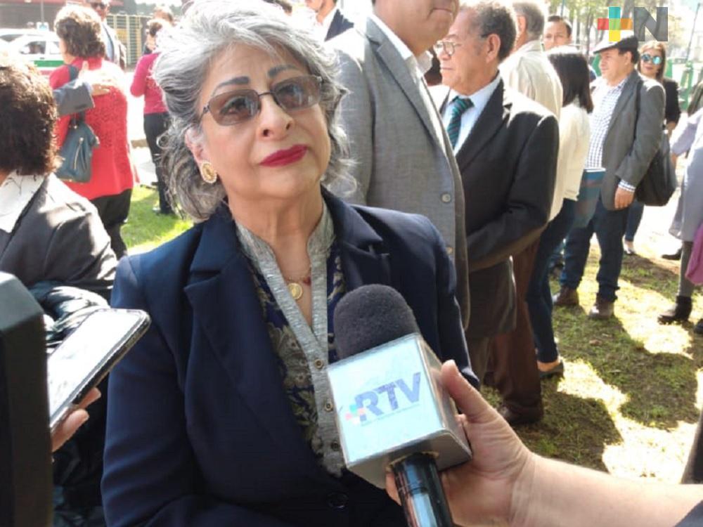 Declararon procedente solicitud de juicio político contra ex presidenta del Tribunal Superior de Justicia de Veracruz