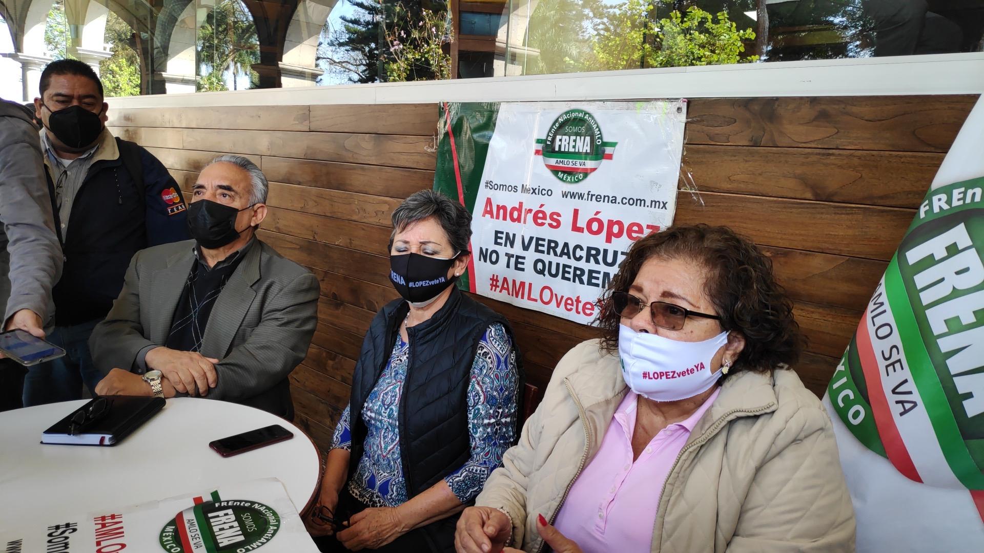 Convoca Frenna a juicio ciudadano contra AMLO, este 14 de marzo