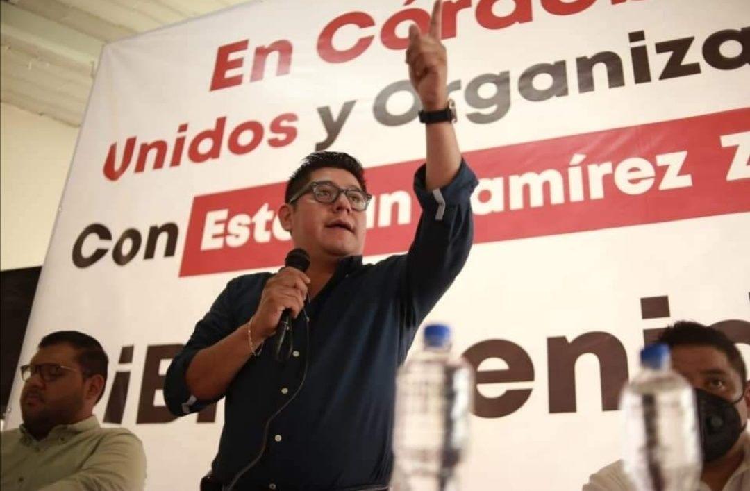 Mentiras, hipocresía y corrupción representa la alianza PAN, PRI y PRD: Ramírez Zepeta