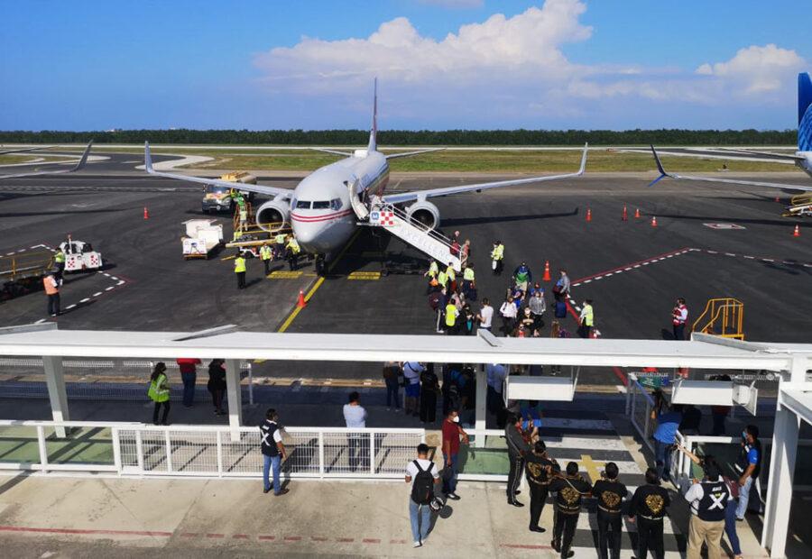 Presenta Sectur el vuelo Madrid-Cozumel que operará a partir del 1 de julio
