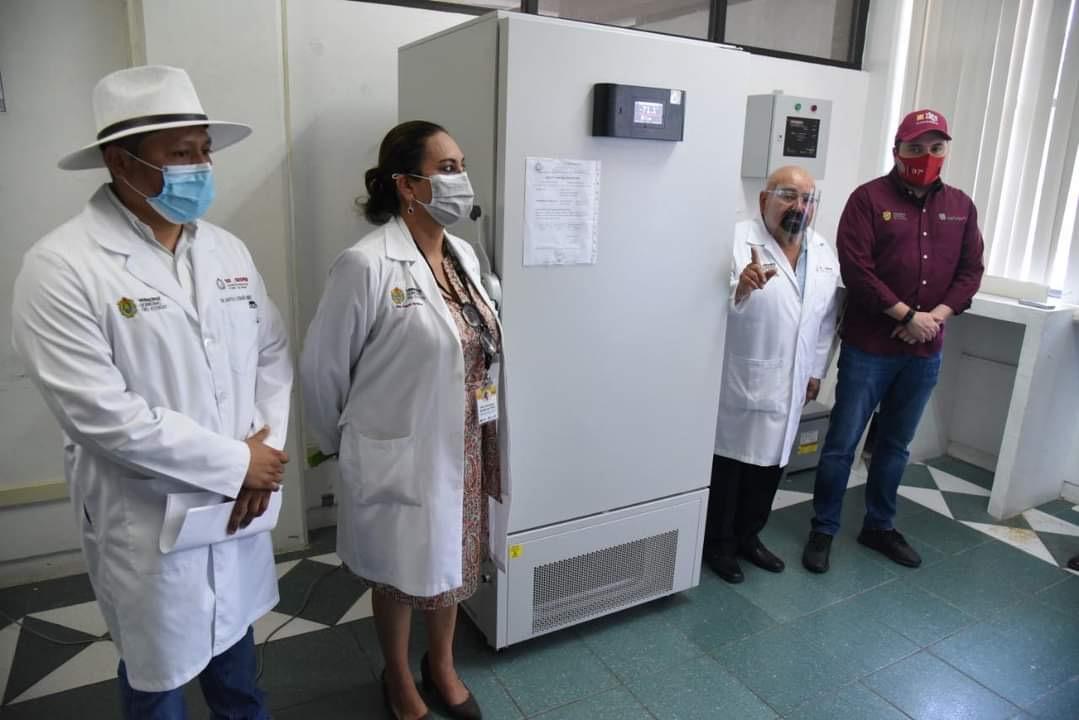 Anuncia Gobernador vacunación para adultos mayores de Coatzacoalcos, Papantla, Cosamaloapan, Jáltipan y Soledad de Doblado