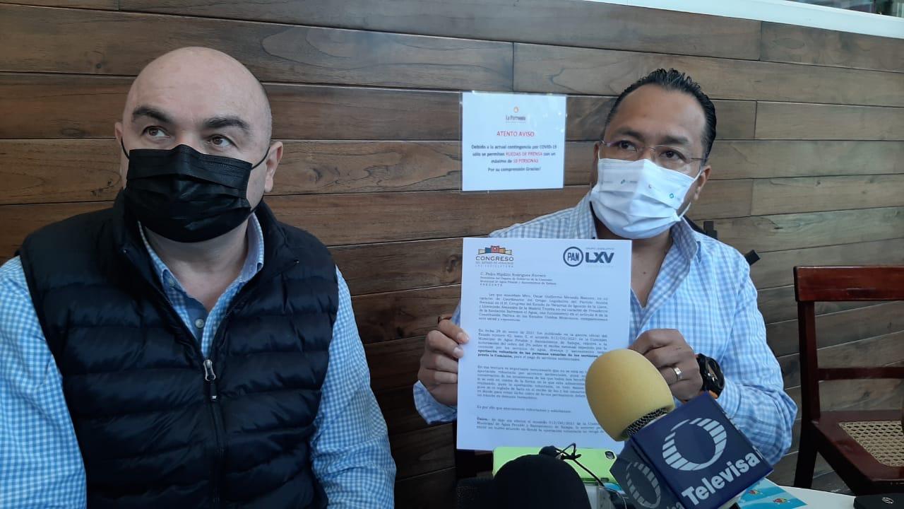 Exaspirante perredista solicitará cancelación de cobro de servicios ambientales de CMAS