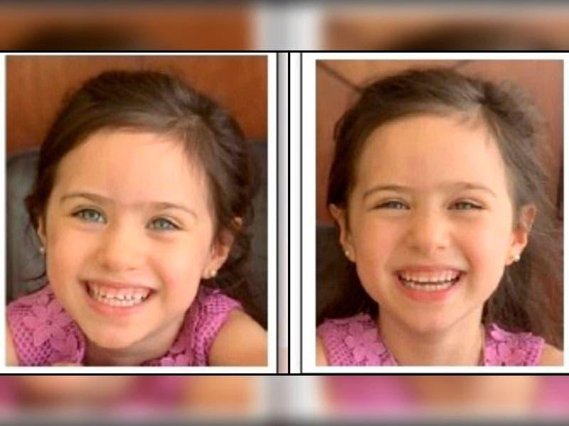 Sofía y Lucía Ruíz García de 5 años desaparecidas en Nuevo León
