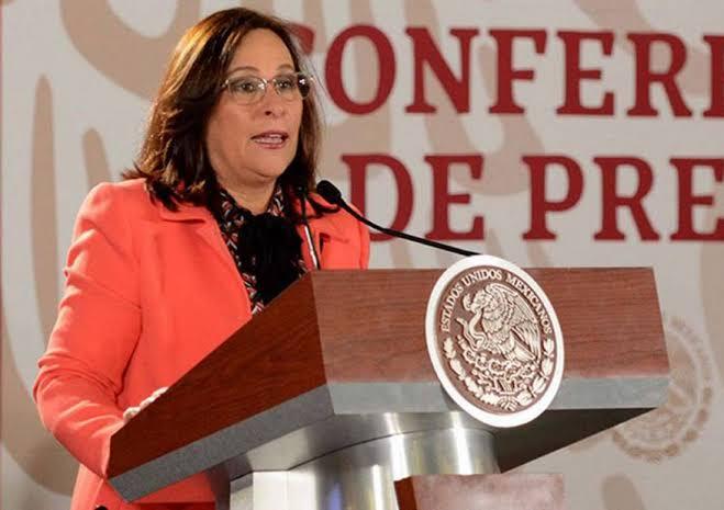 Falleció  la señora María Elena García de Nahle, madre de Rocio Nahle
