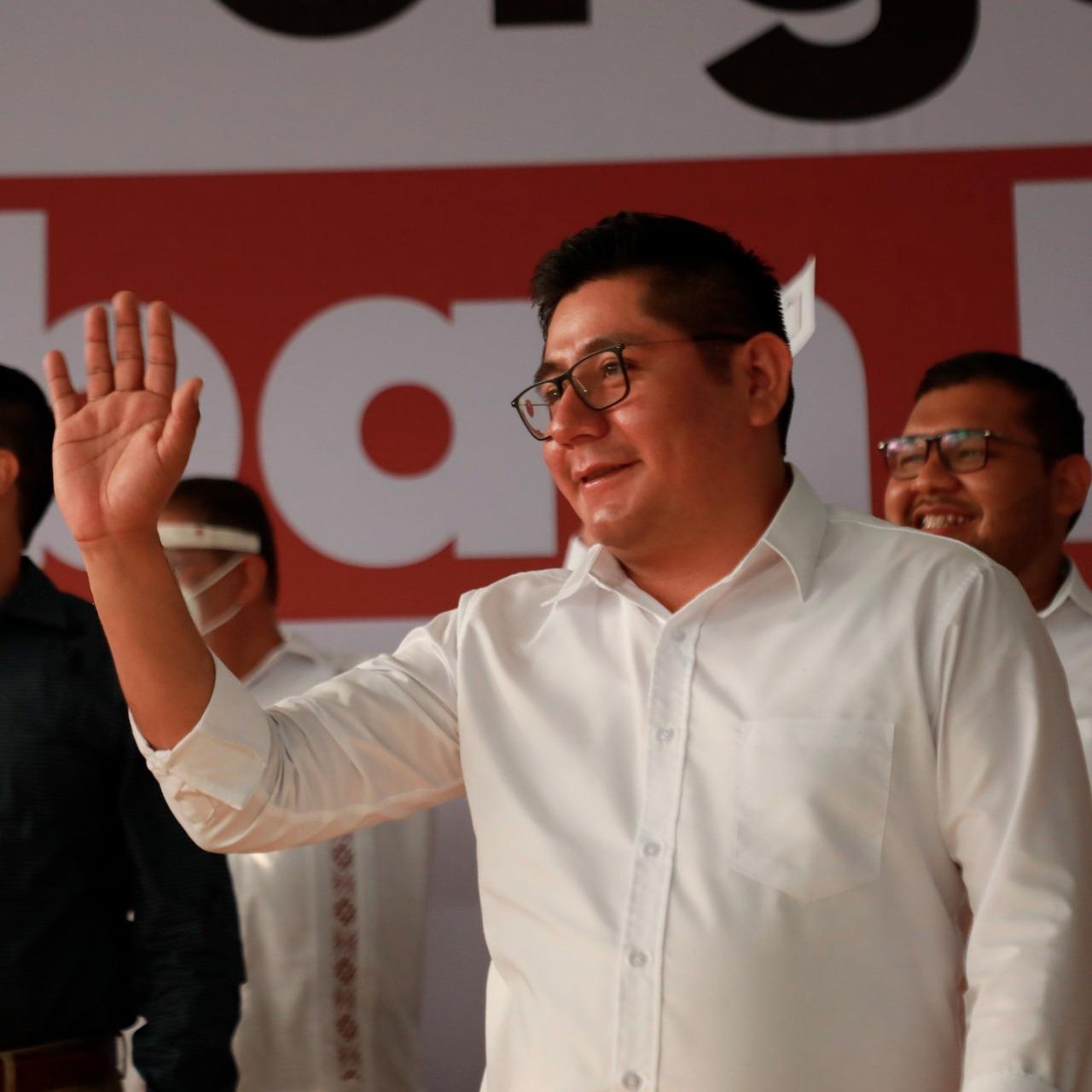 """La coalición """"Juntos haremos historia"""" respalda el Acuerdo Veracruz por la Democracia 2021"""