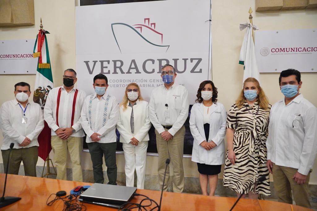 Representación IMSS Veracruz Norte reforzó su infraestructura hospitalaria para hacer frente a la pandemia