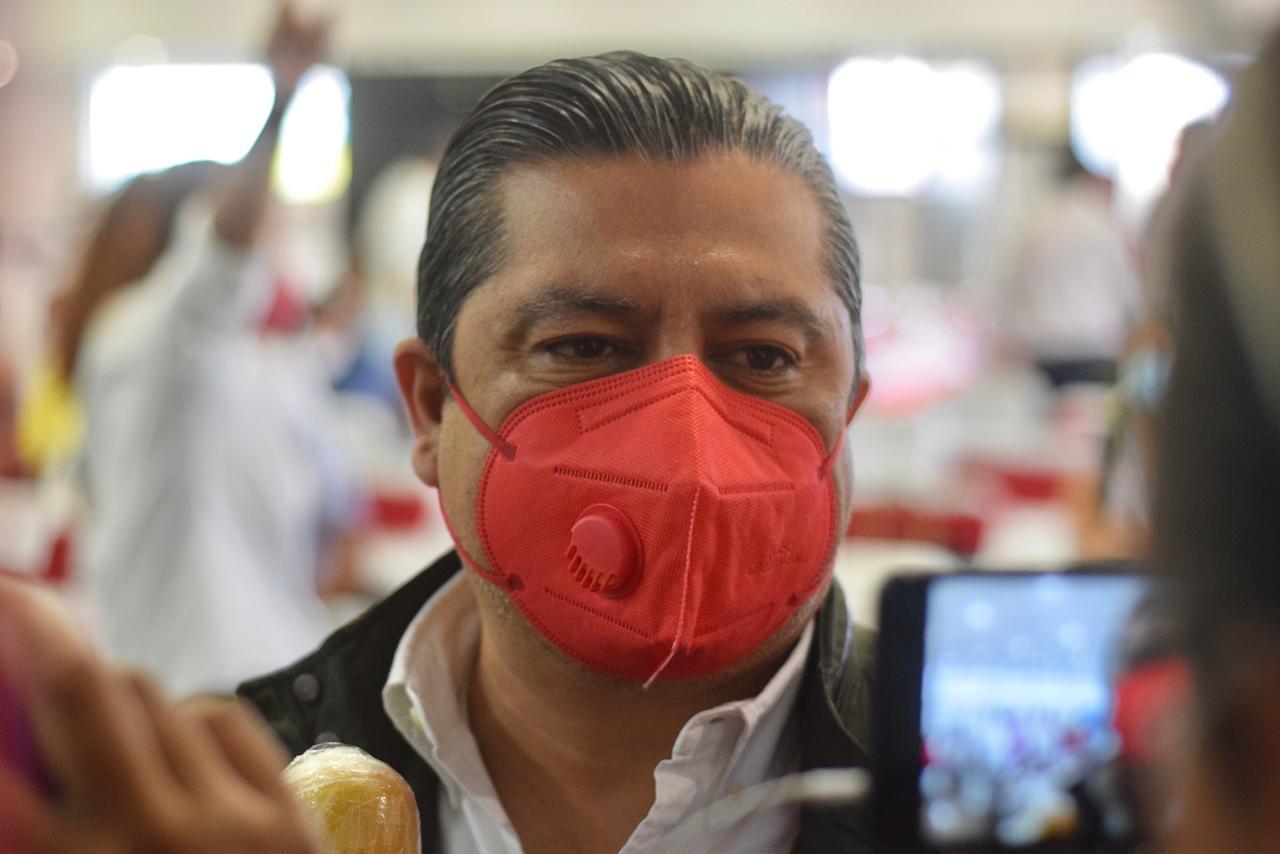 Llama Marlon Ramírez a Gobierno para que atienda amenazas contra candidato