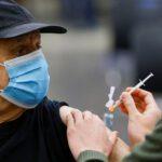 "AMLO destaca ""cifra récord para un solo día"" de adultos mayores vacunados"