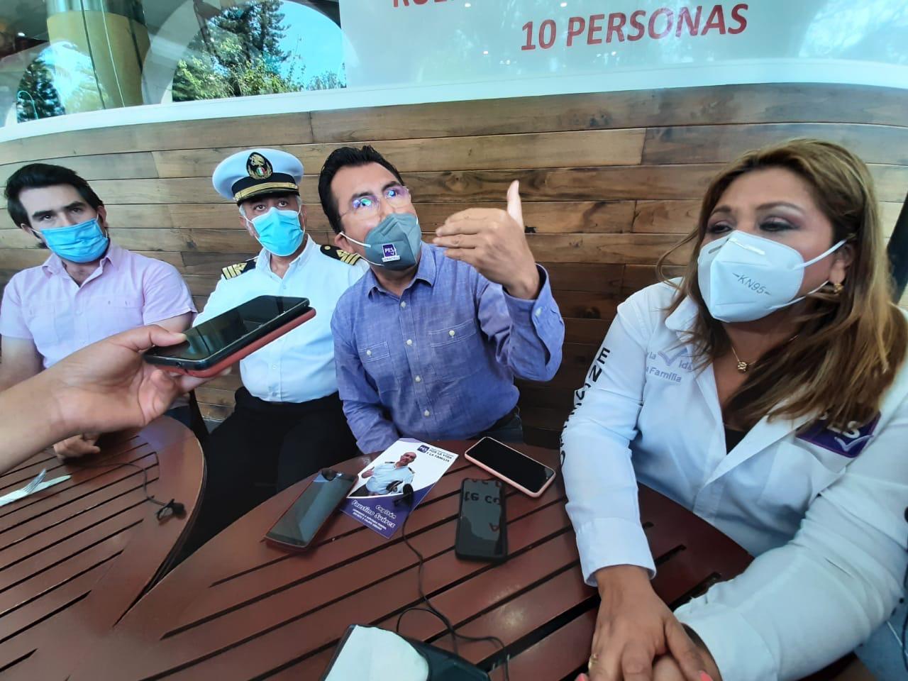 Gobierno de Cuitláhuac está desvirtuando modificación a ultrajes a la autoridad: Guízar
