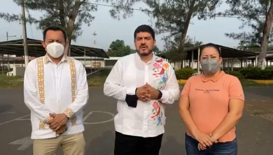 Hay vacunas para todos, sólo un problema de logística en Xalapa, asegura Zenyazen