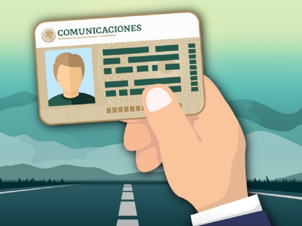 Inicia SCT expedición de Licencia Federal Digital de Conductor