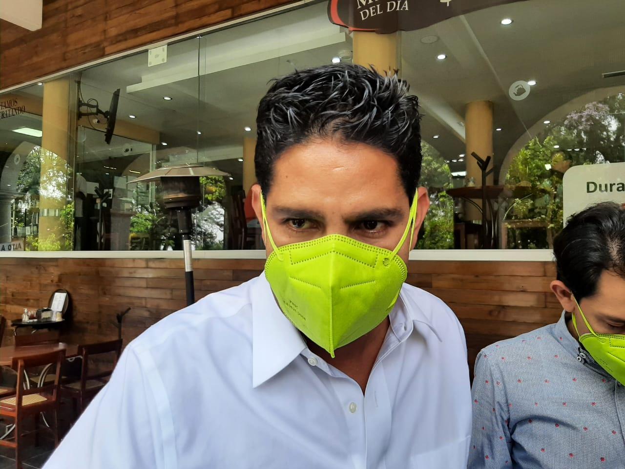 Verde no votará reformas de Morena que perjudiquen a los mexicanos, afirma Javier Herrera