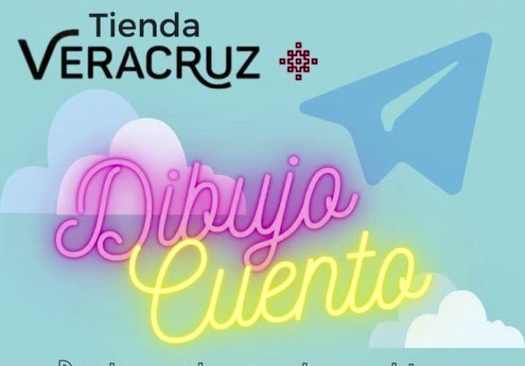 Tienda Veracruz invita a las niñas y niños a participar en el concurso de cuento y dibujo