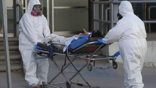 México suma 206 mil 146 muertes por coronavirus en México