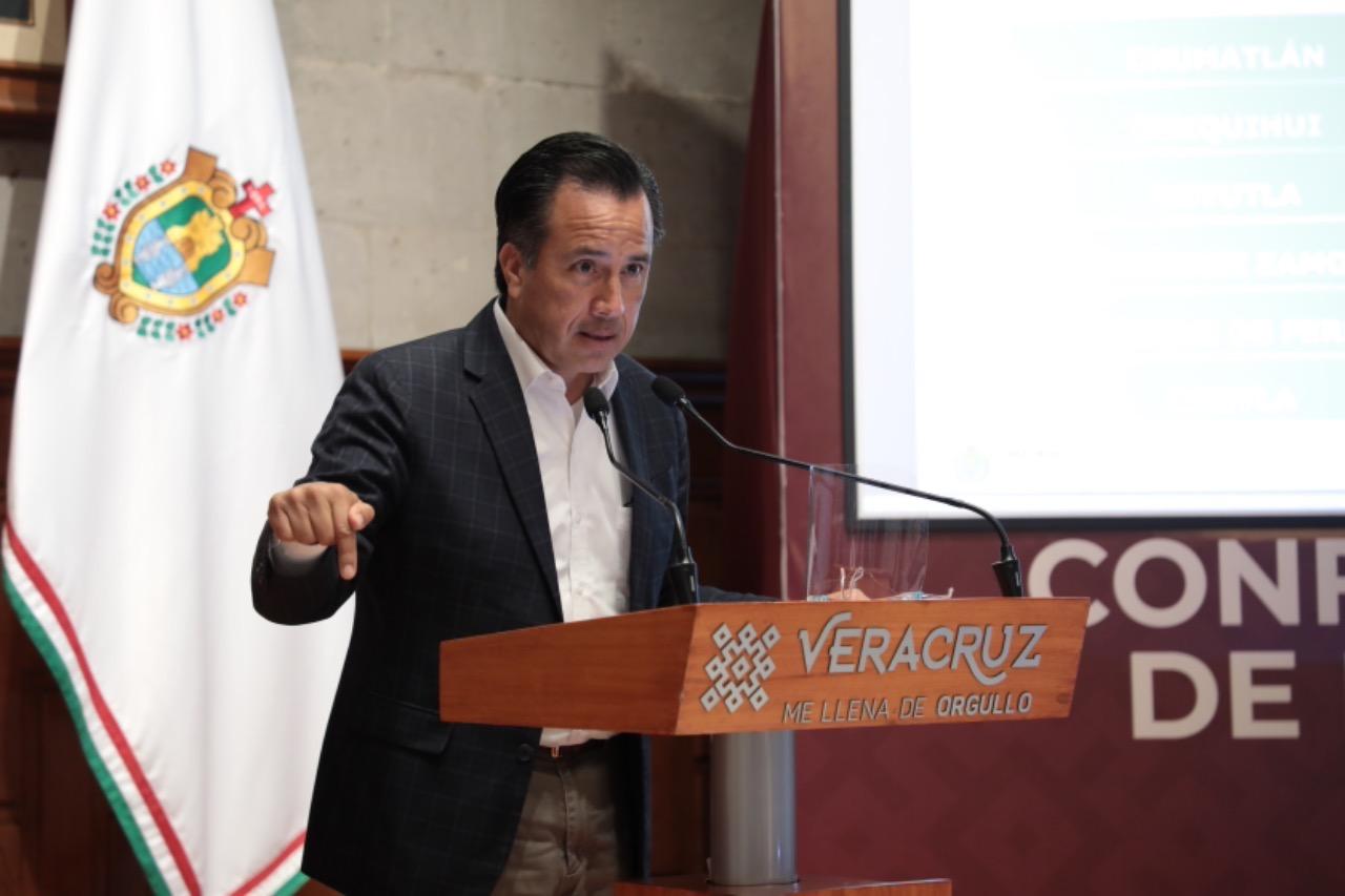 Me quieren meter, pero no me voy a subir al ring, responde Gobernador por detención de Gregorio Gómez