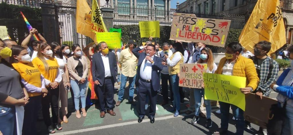 Se llevan a precandidato a la alcaldía de Tihuatlán, no se sabe si fue levantón o fue detenido