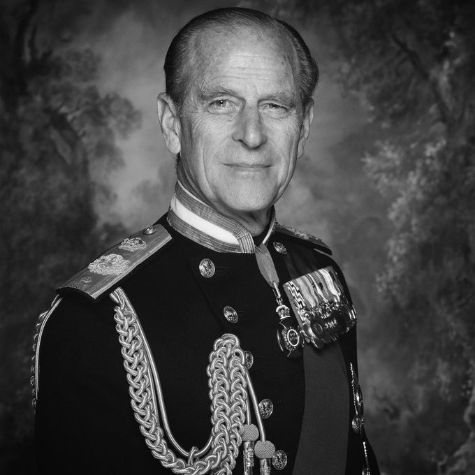 Falleció el Príncipe Felipe, esposo de la reina Isabel II