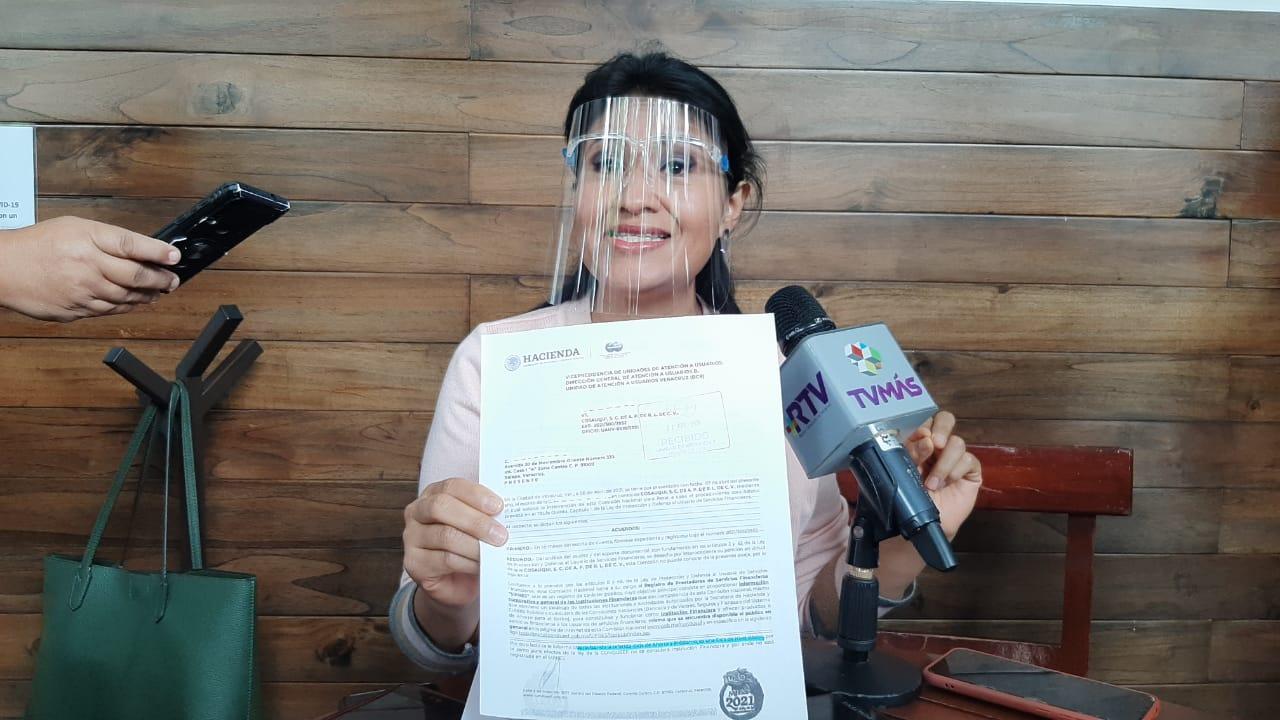 Se podrían dar linchamientos en Cosautlán porque caja de ahorro Cosauti exhibe a deudores