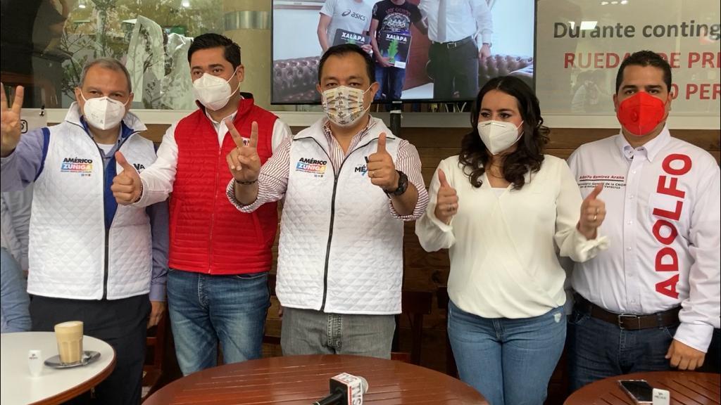 Xalapeños se dicen engañados por haber votado por Morena: Américo