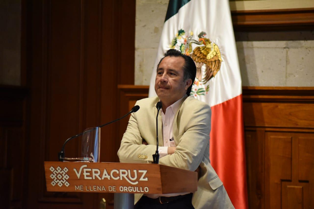No cabe ni desmentir, es una invención como que ET visitaría a Cisneros: Cuitláhuac