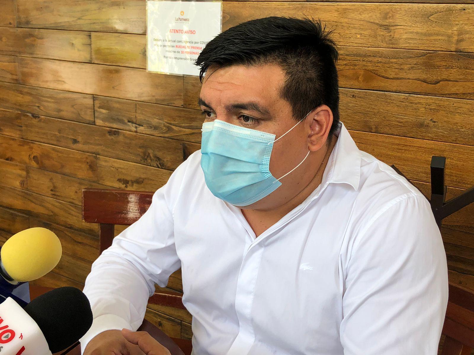 Empresario El Coyame irá solo con PT a la diputación local