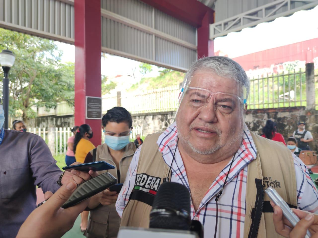 Vacuna CanSIno será aplicada a adultos mayores en municipio de Álamo: Manuel Huerta