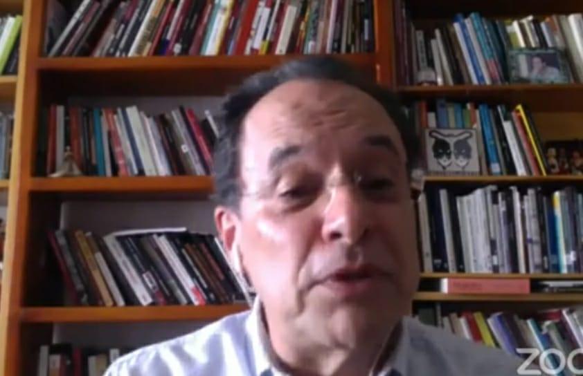"""AMLO presidente """"muy agresivo"""" que impone subordinación y obediencia: Olvera"""