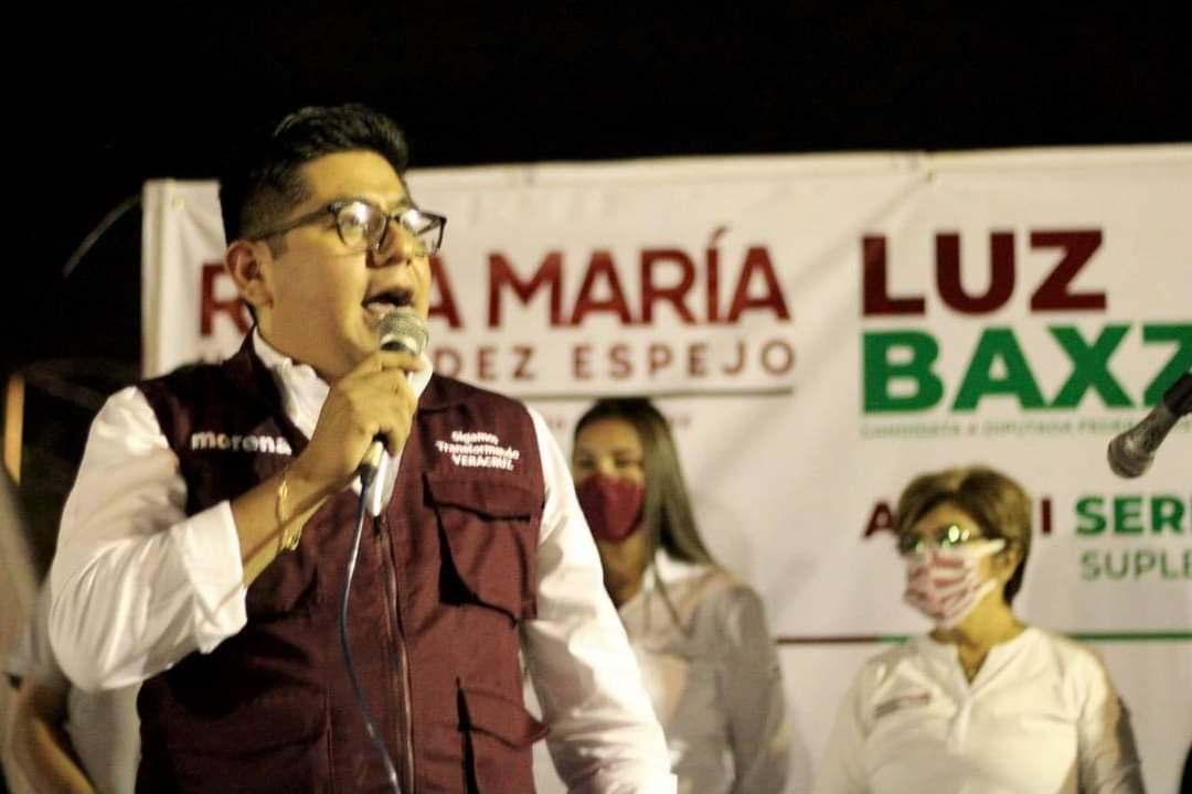 Como en el 2018, Morena arrasará en el bastión panista: Esteban Ramírez Zepeta